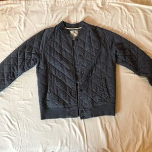 Quilted Pacsun Bomber Jacket